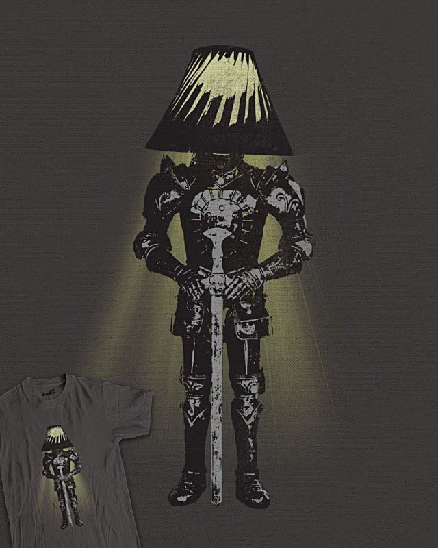 knight light by jerbing33 on Threadless