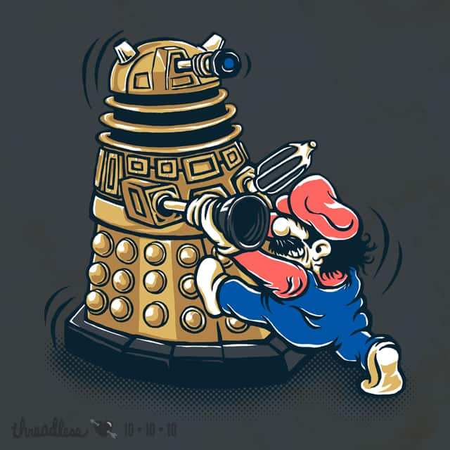 That's-a-Mine! by herky on Threadless