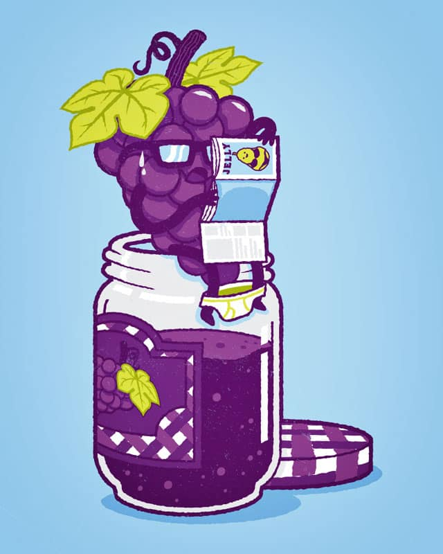 Jelly Time by pilihp on Threadless