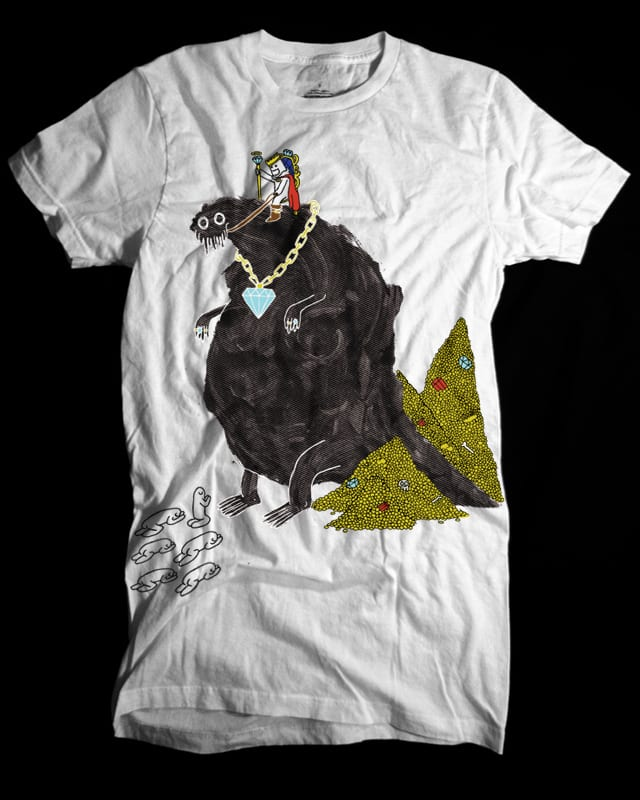 The Monarch by Sgt.Dobad on Threadless