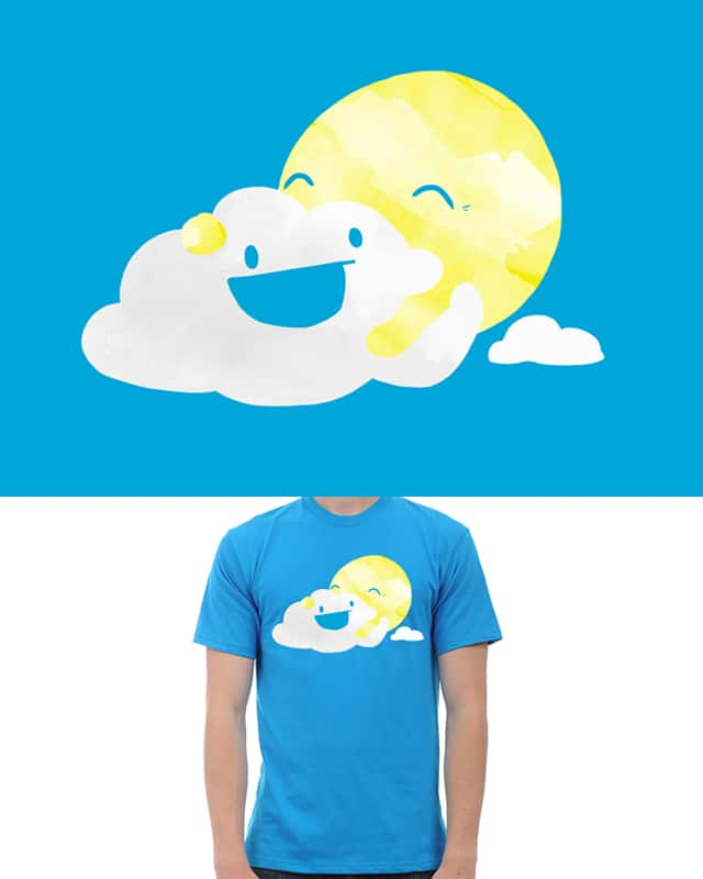 Clear Skies are Lonely by R3D FOX on Threadless