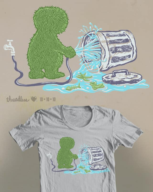 Spring Cleaning by herky on Threadless