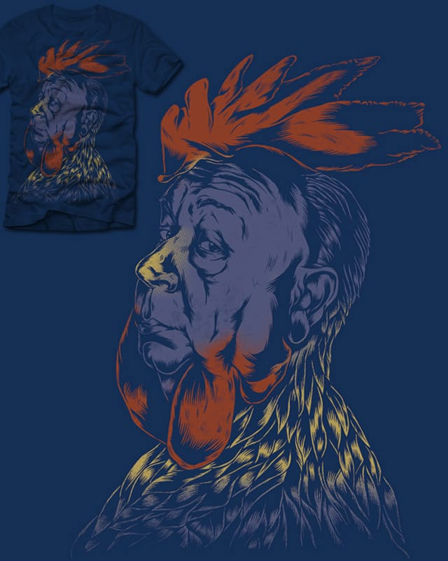 Hitch-Cock by polynothing on Threadless