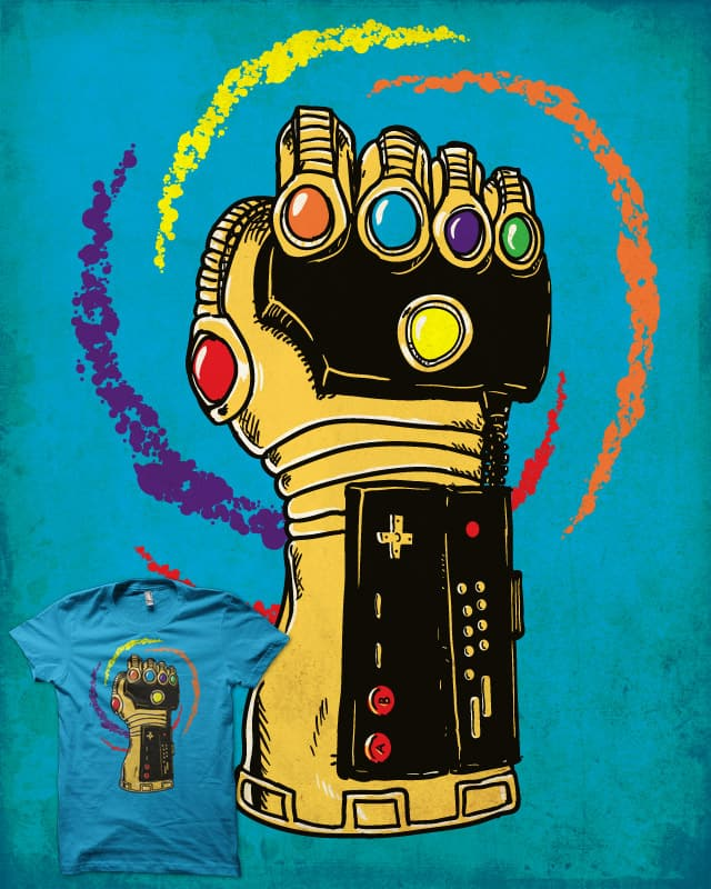 Infinity Power by biotwist on Threadless