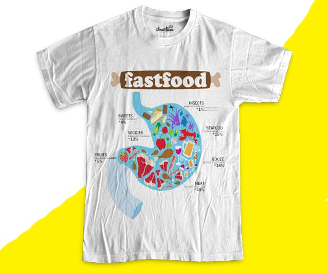 Fantfoods by arturneto61 on Threadless