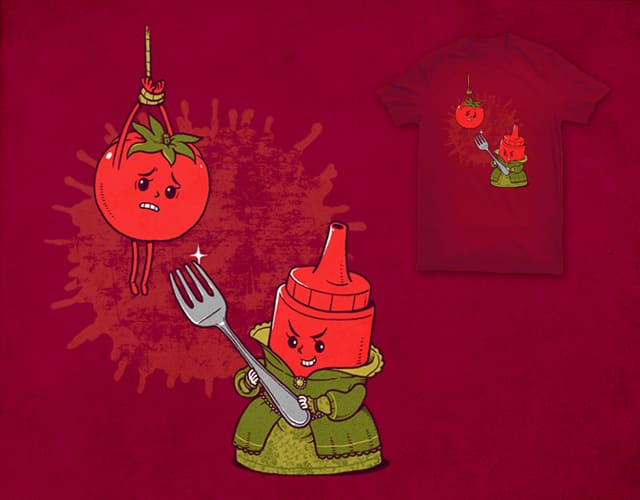Bloody Mary by ben chen on Threadless