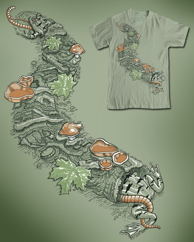 Worm Hole by Ste7en on Threadless