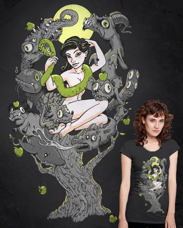 The Tree of Knowledge by briancook on Threadless