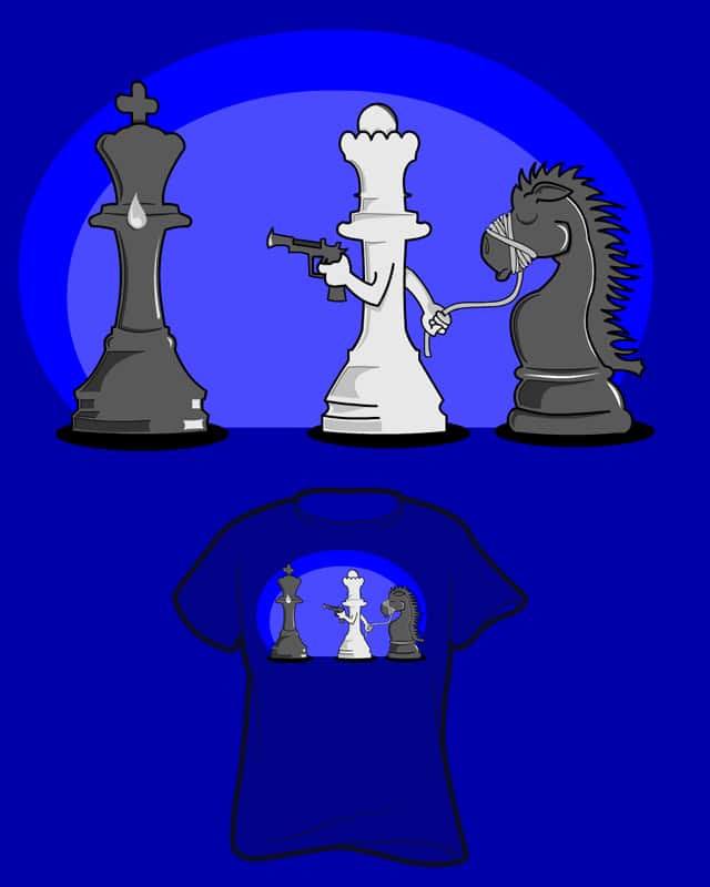 checkmate by ibaitxo on Threadless