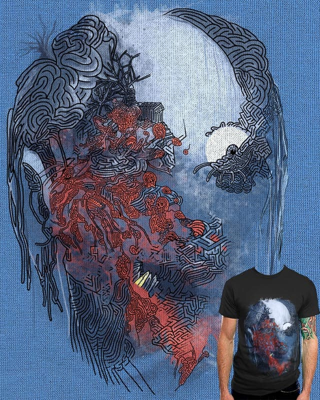 maze from the crypt by uwil on Threadless