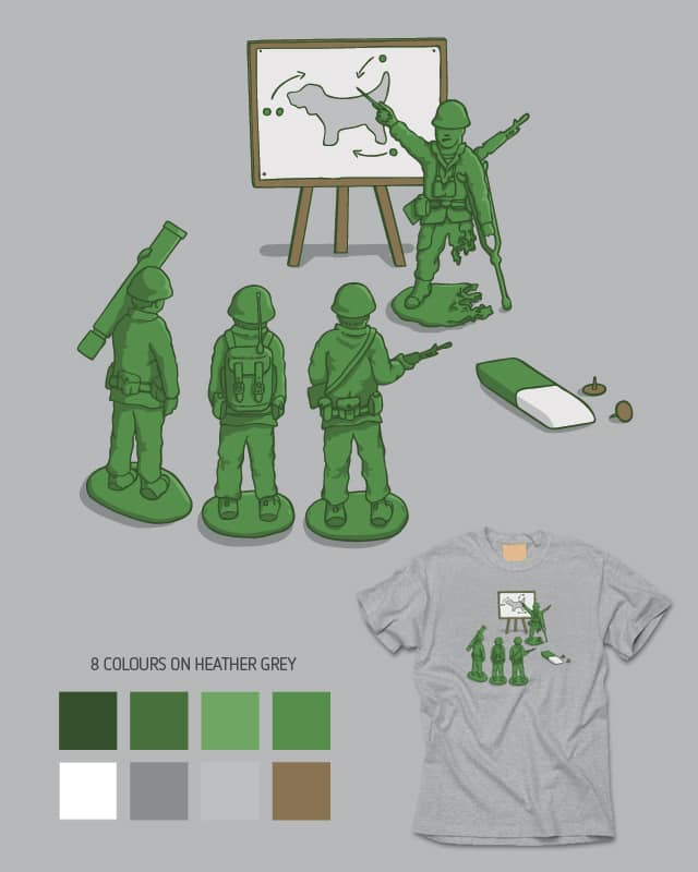 The Briefing by awl_rock on Threadless
