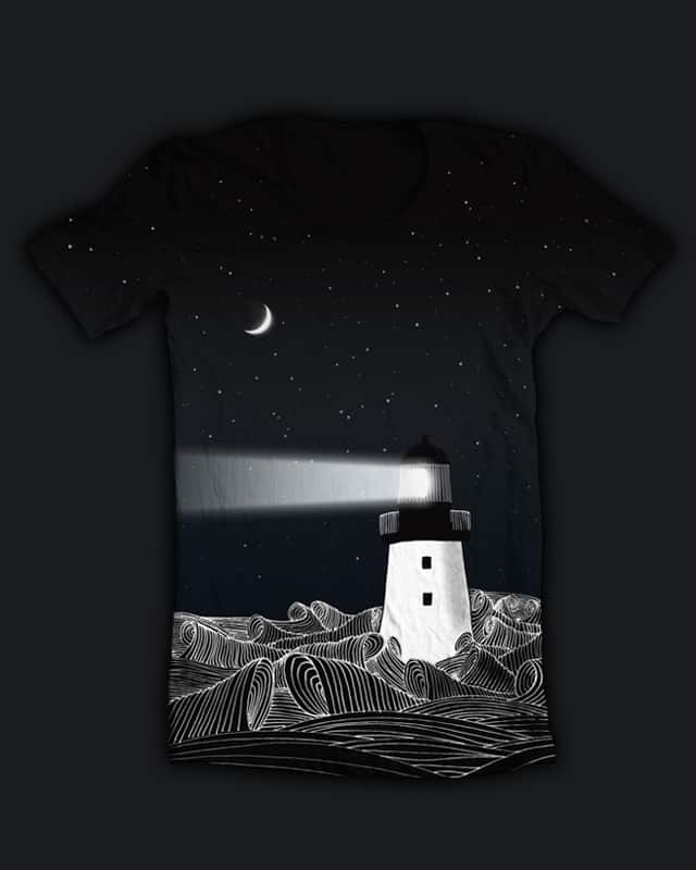 The Lighthouse by speakerine on Threadless