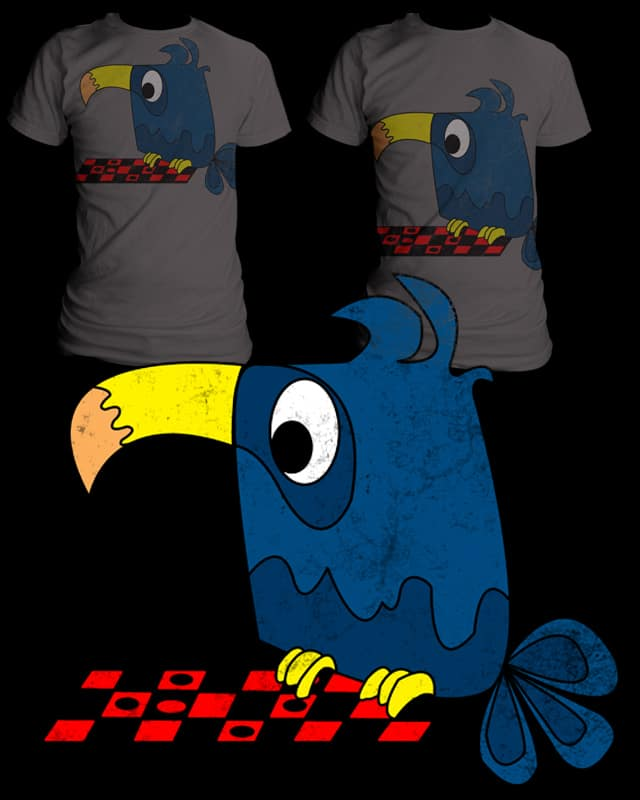 Toucan Play at This Game by katafrul on Threadless