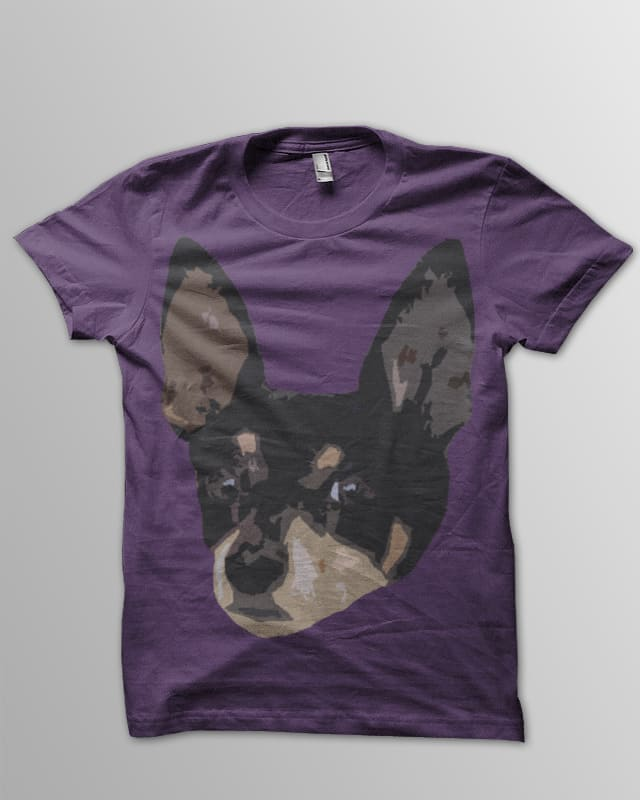 It's the ears, right? by airhead314 on Threadless