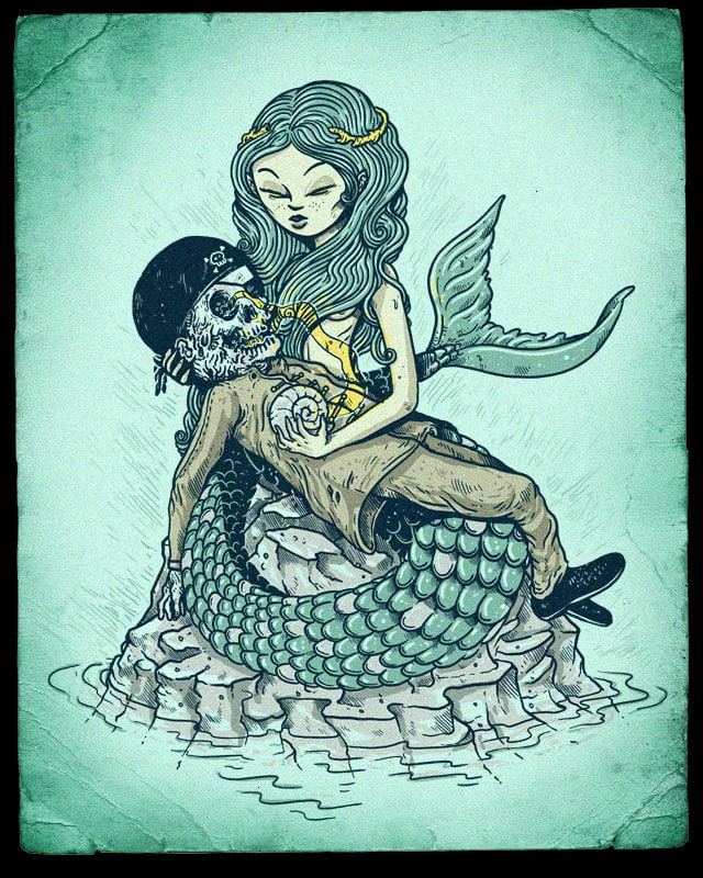 The Siren Song by alexmdc on Threadless