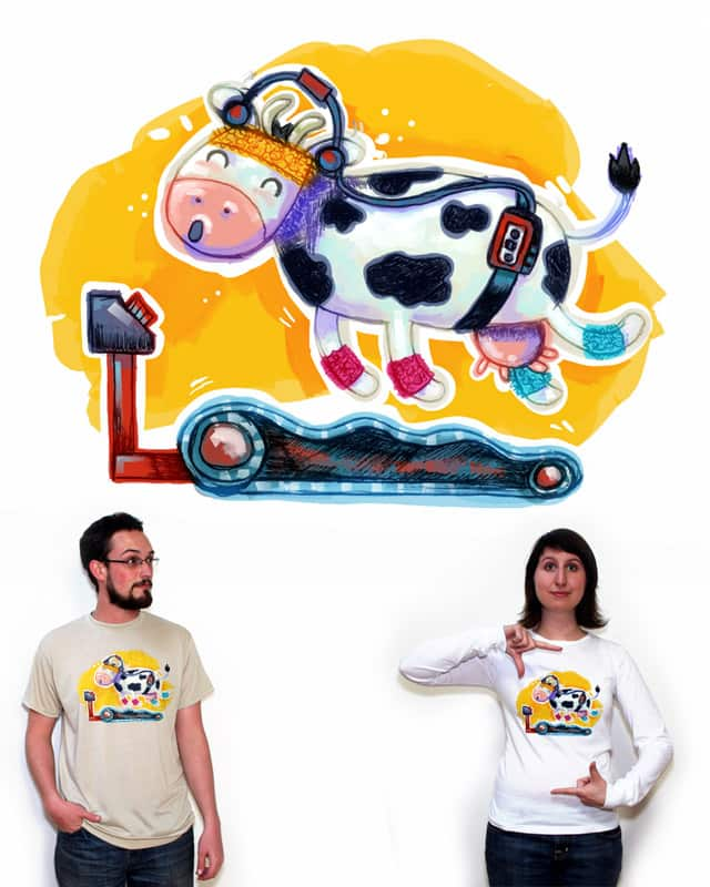 Fat Free Milk by JessyQueChido on Threadless
