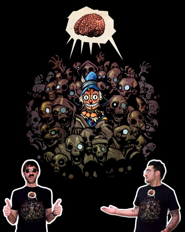 More BRAINS for OZ by Mr-R on Threadless
