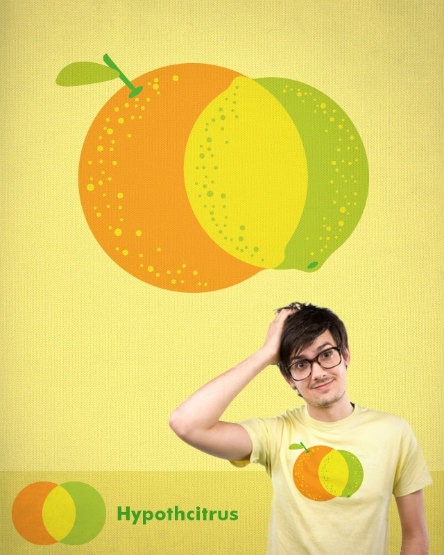 Hypothcitrus by blue sparrow on Threadless