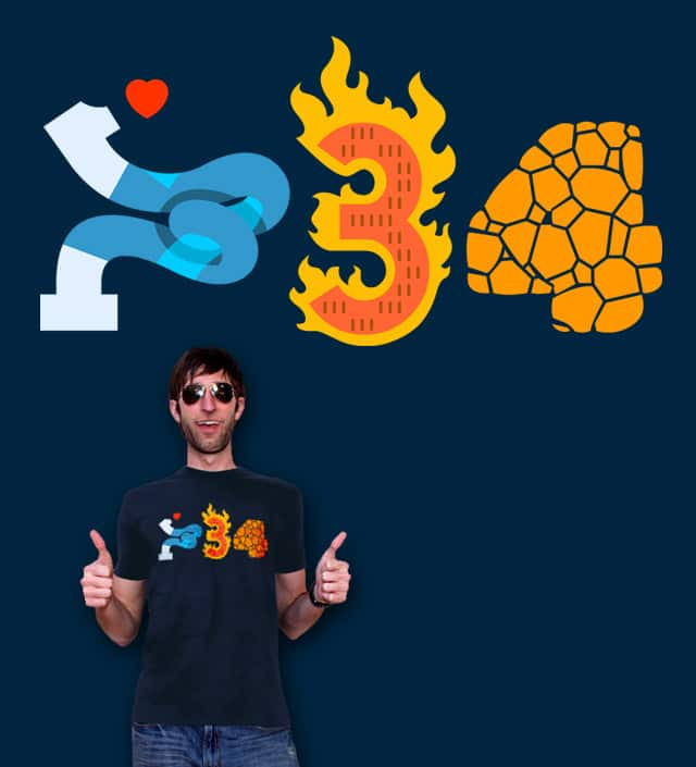 Fantastic Numbers by Mr-R on Threadless