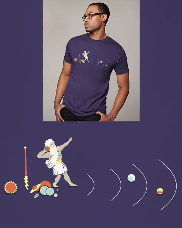 Solar Throw System by skitchism on Threadless