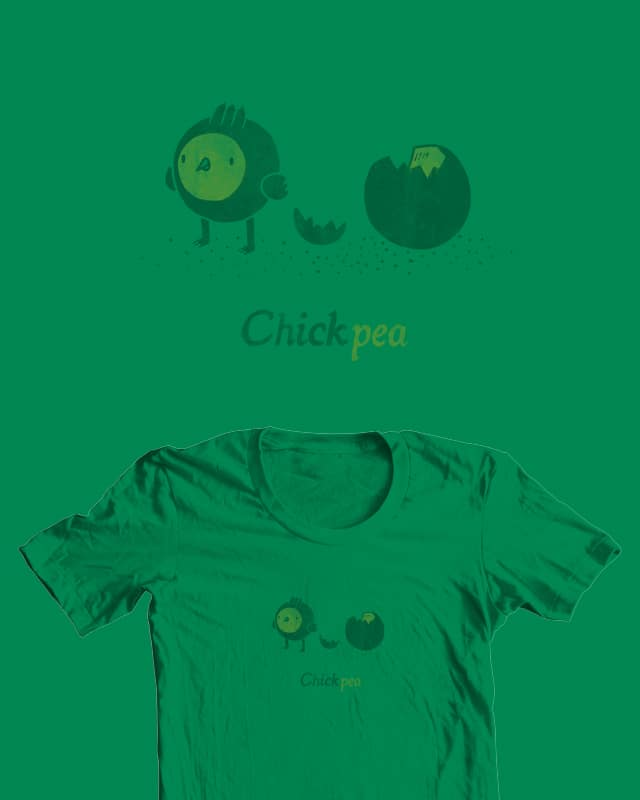 Chickpea by randyotter3000 on Threadless