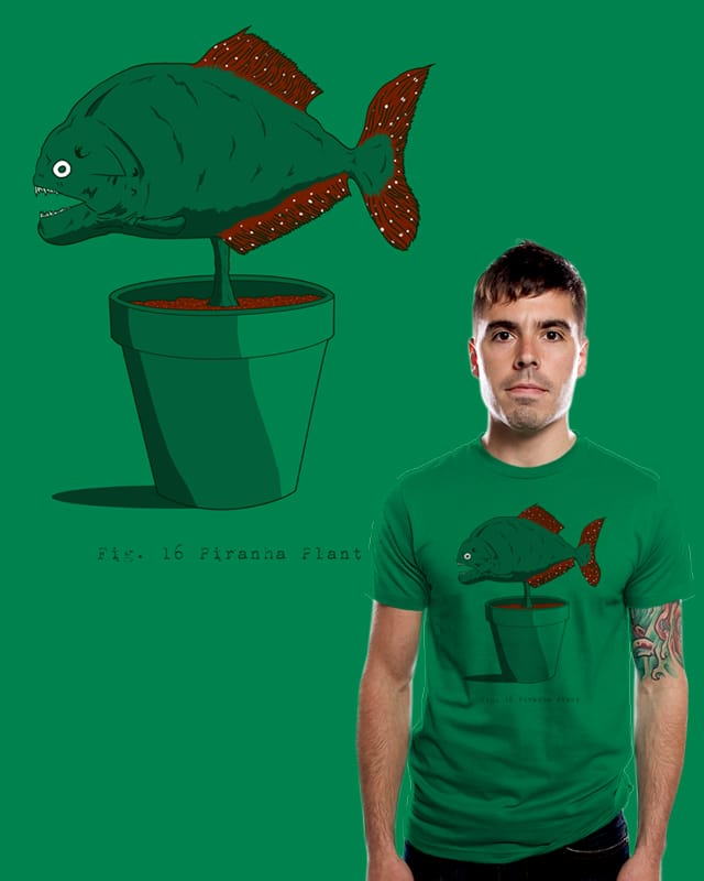 Real Piranha Plant by Resistance on Threadless