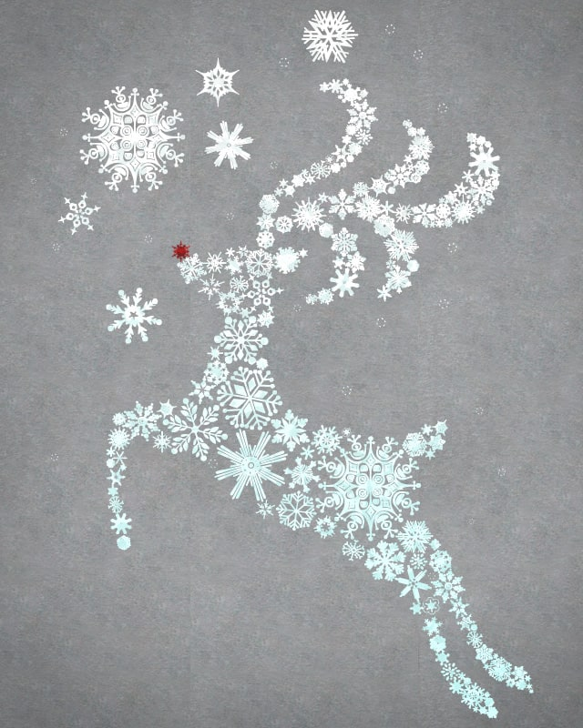 Rudolph by iceyps on Threadless
