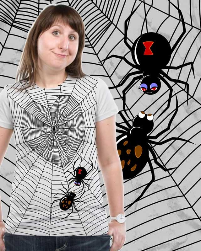 Web dating is dangerous by JargonsJargons on Threadless