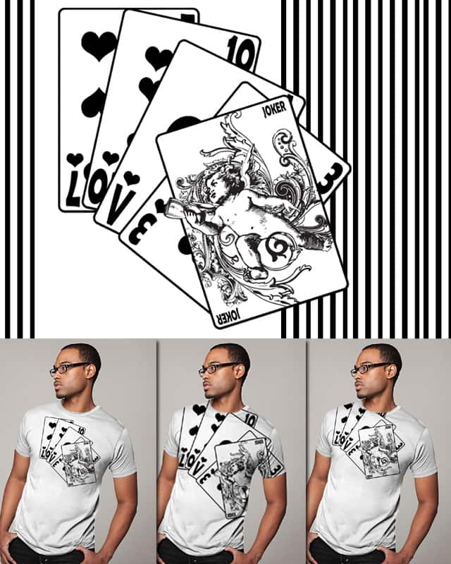 Game of Love by kimkong1014 on Threadless