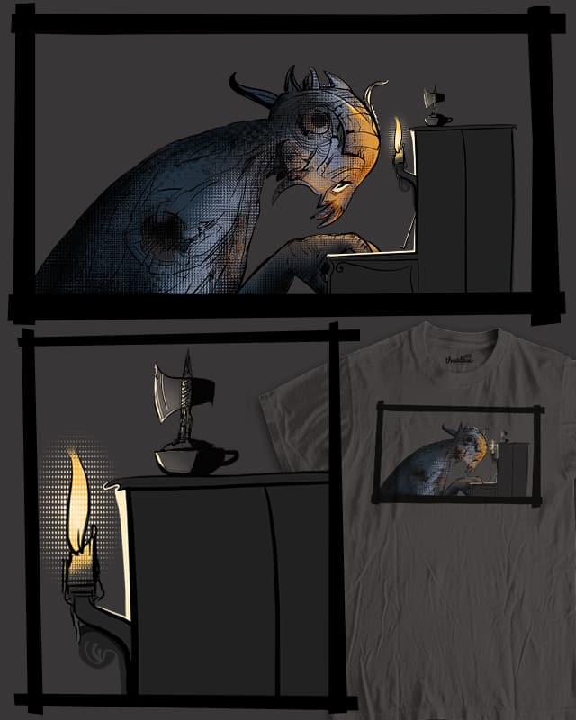 Amnesty by uwil on Threadless
