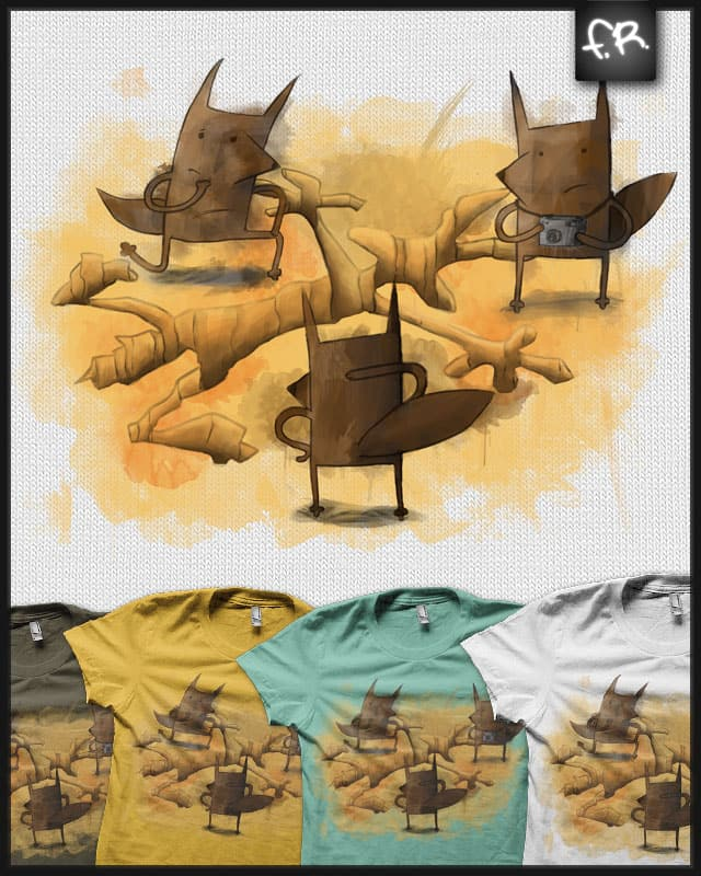 WTF IS THIS?? by fuloprichard on Threadless