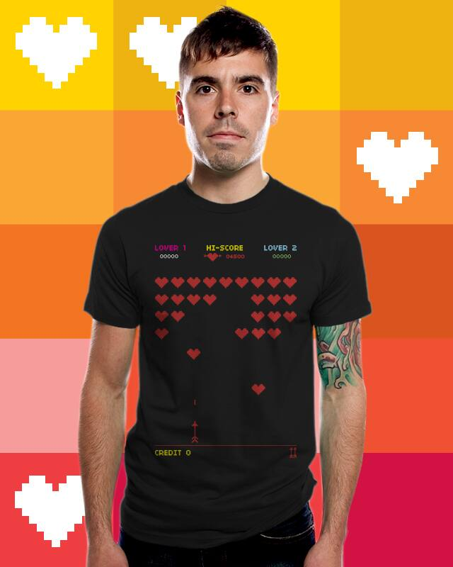 The Game Of Love by yanmos on Threadless