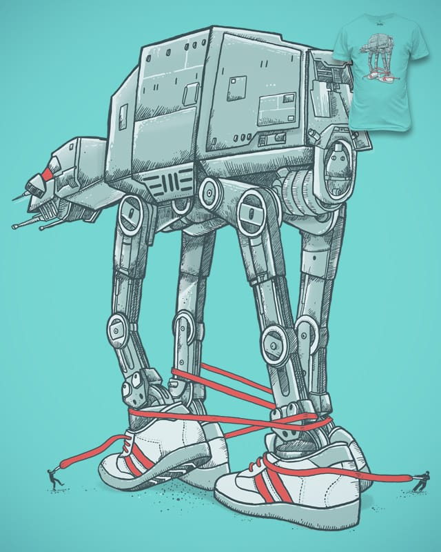 Imperial Problem by alvarejo on Threadless
