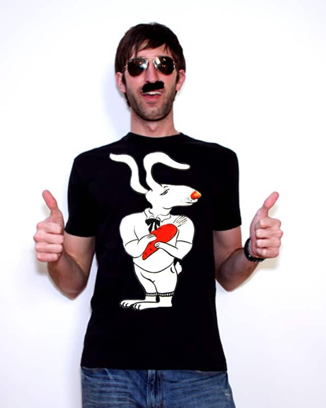 I love carrots! by lanka 5 on Threadless