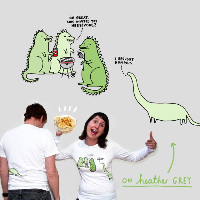 Who Invited the Herbivore?