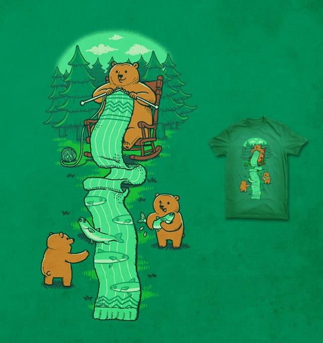 Knitting by ben chen on Threadless