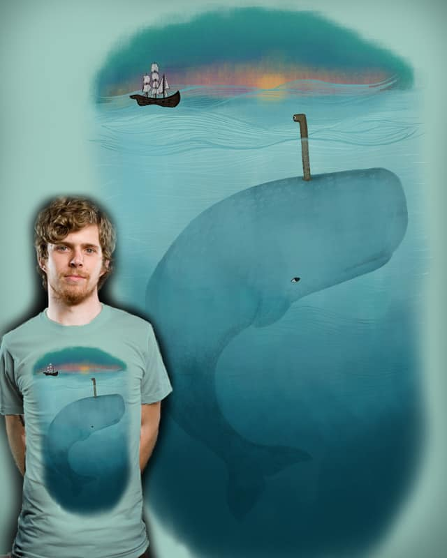 Whale Watching by nicholelillian on Threadless