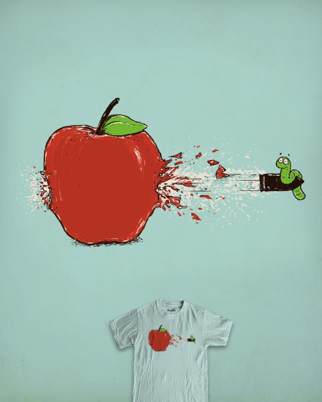 Innocent Bystander by murraymullet on Threadless