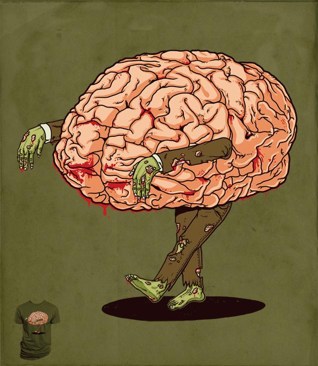 Потерянные мозги картинки