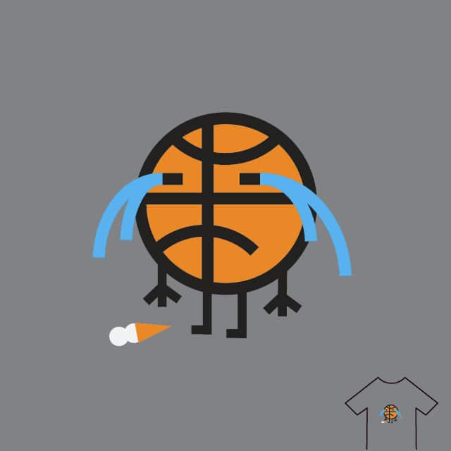 Ballin' by Joelnz on Threadless