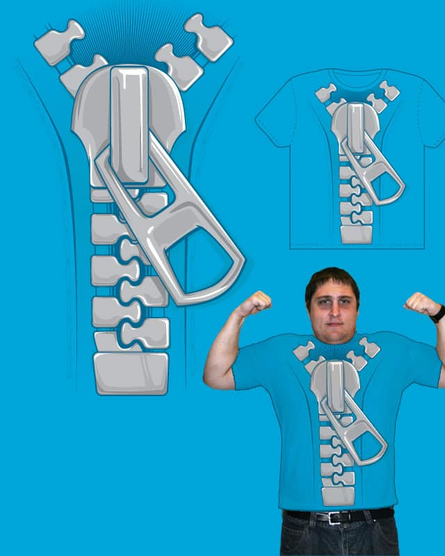 Zipped! by settleforwes on Threadless