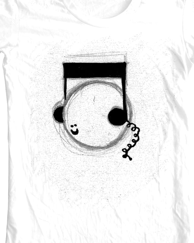 music by bsweber on Threadless