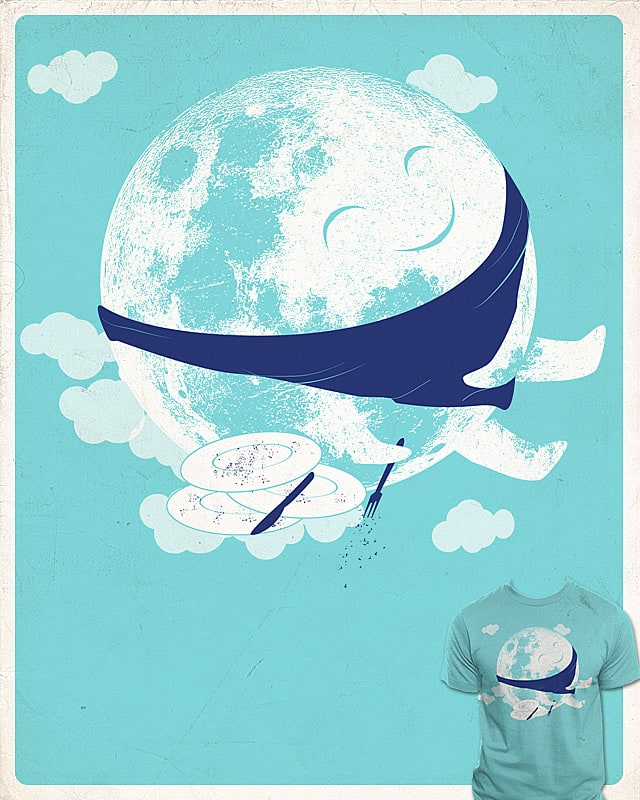 Full Moon by DontCallMeBlanket on Threadless