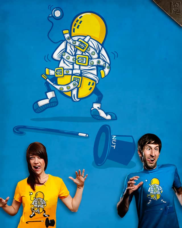 Going nuts by rodrigobhz on Threadless