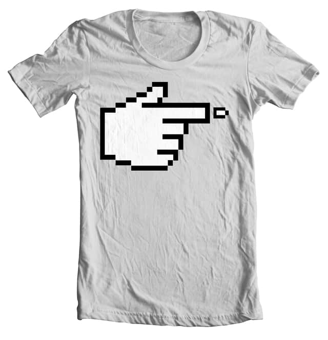 click, click, BOOM! by Andreas Mohacsy on Threadless