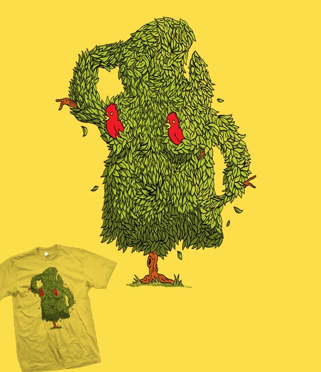 2 in the Bush by atomicchild on Threadless