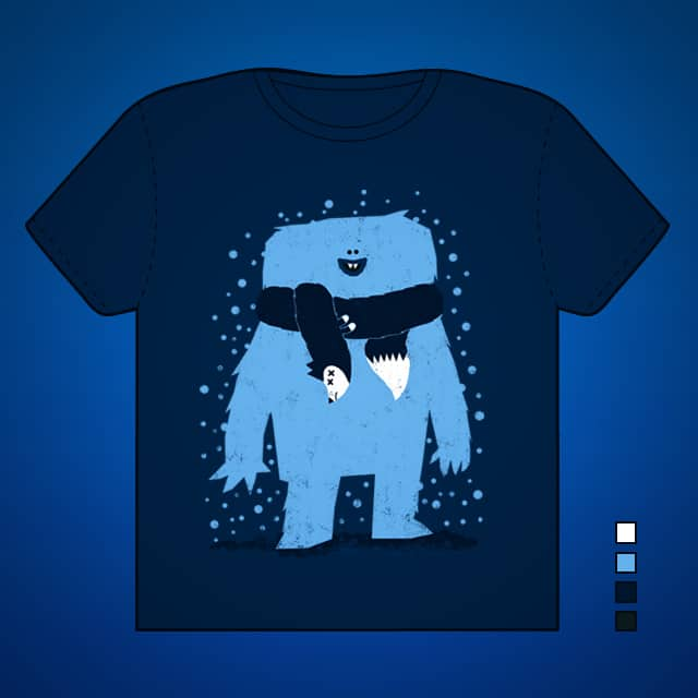Wrap up warm! by MrRossPhillips on Threadless