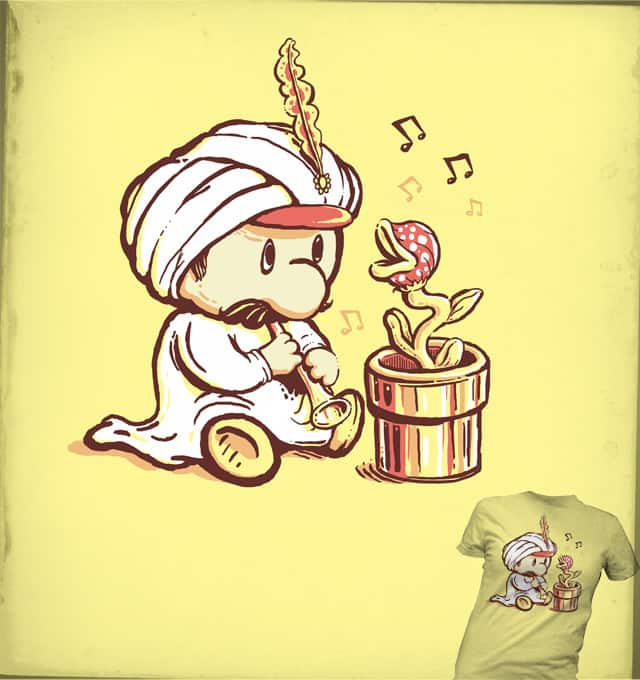 Charmer by tolagunestro on Threadless