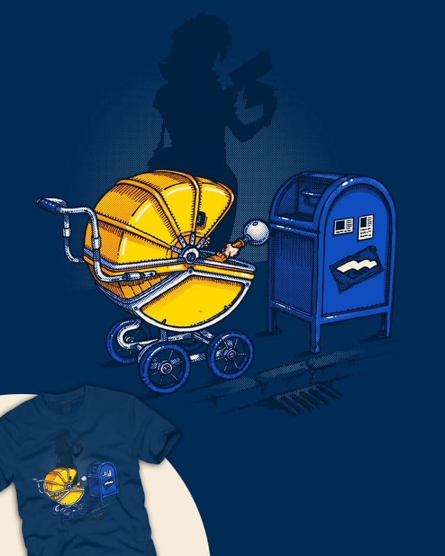 Sending it back by Mr-R on Threadless