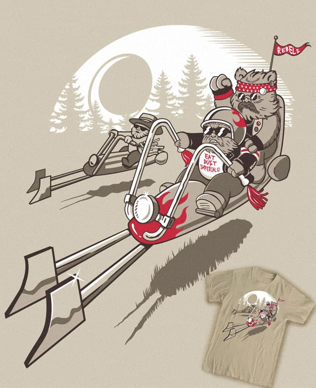 Easy Speedin' by Graja on Threadless
